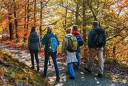 Herbst-Wanderwoche
